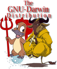 The GNU-Darwin Distribution